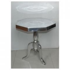 Aluminium Hexa Table