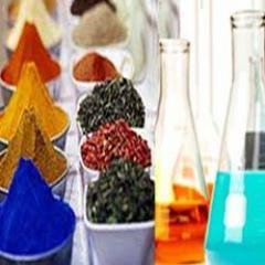 Combinaciones de bario, boro, bromo, cloro, flúor,
