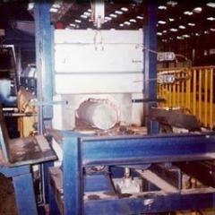 Box Type Copper Melting Furnace
