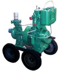 Oil Seal Pump Engine