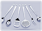 Stainless Steel Sober Kitchen Tools