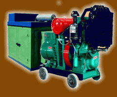 WATER/AIR COOLED DIESEL GENERATING SETS