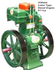 Diesel Engine Lister Type