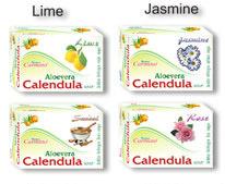 Carmino Calendula Aloevera Soap