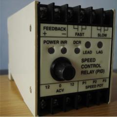 Speed Control Relay