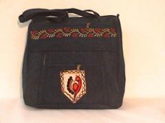 Denim Travelling bag