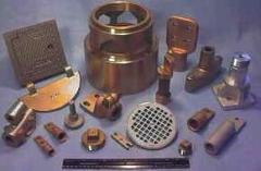 Cast Casting Pump Parts