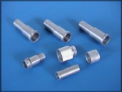 Components Aluminium Fittings