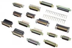D-Subminiature Connectors M-Series