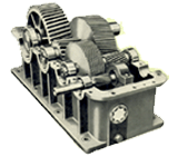 Parallel Shaft Reduction Gear Boxes