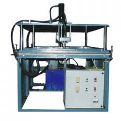 Hydraulic & Pneumatic Pillow Packaging Machine