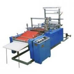 Air Bubble and Foam Pouch Making Machine