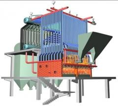 The Power Generation High Pressure FBC Boiler