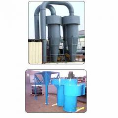 Cyclone Dust Collector Fabrication and
