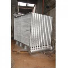 Finned & Tube Type Heat Exchangers