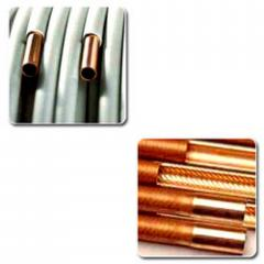 Copper Finned Tubes and PVC Coated Copper Tubes