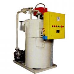 Thermic Fluid Heaters Liquid / Gaseous Fuel Fired