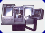 CNC Cutter and Tool Grinder