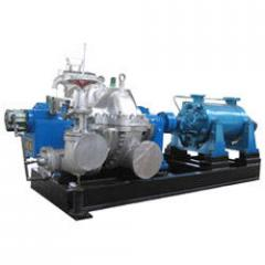 Industrial Steam Turbine