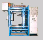 Pneumatically Operated EPS shape Moulding Machine