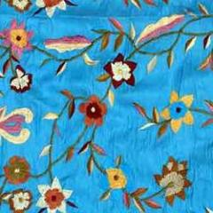 Poly Dupion Fabric