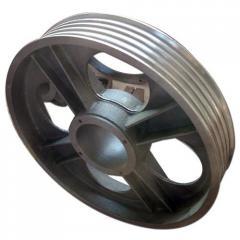 Gray Iron (Cast Iron) Casting