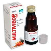 Multi Vigor Forte Syrup