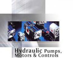 HYDRAULIC PUMP, MOTORS, CONTROL