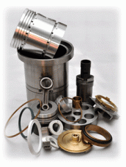 Cylinder Liners, Pistons