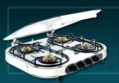 Gas-stove, 4-burners
