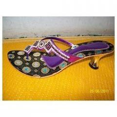 Purple Bridal Wear