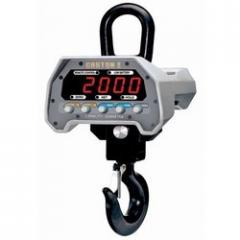 Crane weighing machine