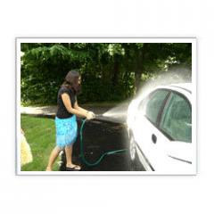 High Pressure Car Wash System