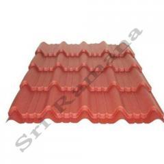 Tile Roofing (Metal Sheet)