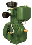 High Speed Water Cooled Single/Double Cylinder