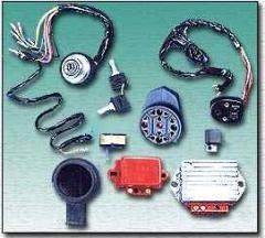 A.C/ D.C Ignition switches