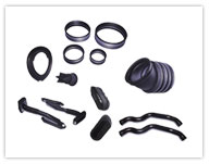 Injection Molded Rubber Components