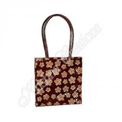 Decorative Leather Handbag
