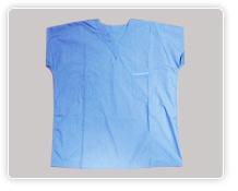 Hospital Garment Fabric