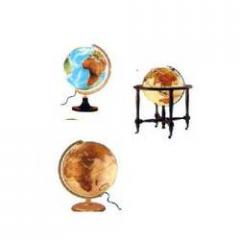 Globes : Geographical Imported Globes