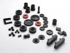 Rubber Moulded Product Range
