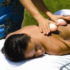 Perfect Sense- Lava Shell Massage