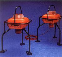 Transportable multi-gas monitor