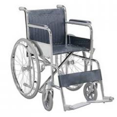 Standard Models Chrome Plated Wheel Chairs