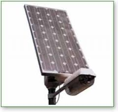 Solar Outdoor Area Lighting system