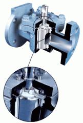 Teflon sleeved plug valves