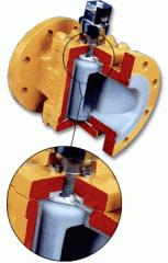 Teflon lined (PFA / FEP) plug valve