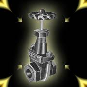 Cast Iron Clip Pattern Gate Valve