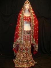 Bridal Lehnga Chunni