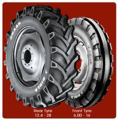 Tyres Farm